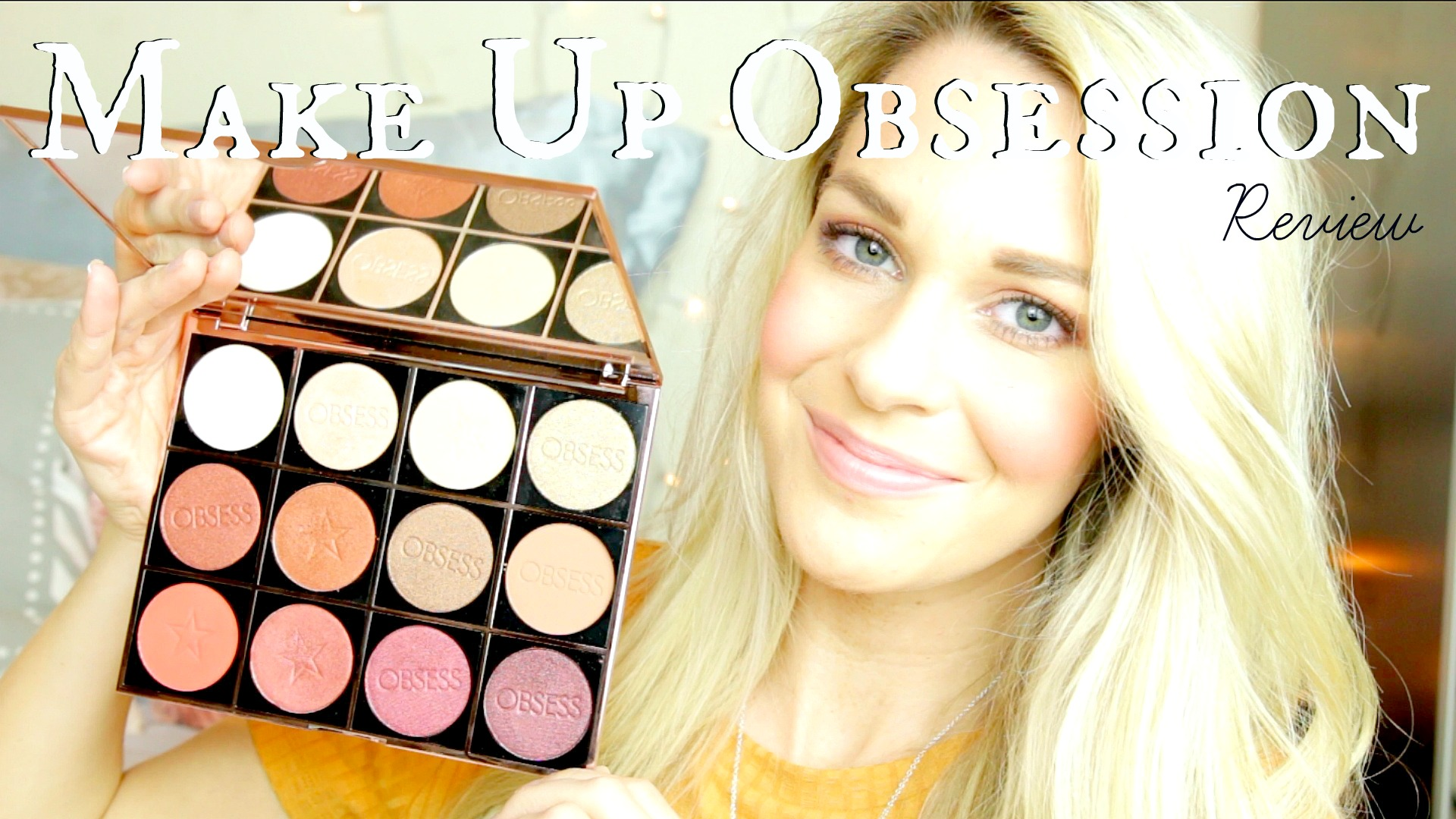 MAKEUP OBSESSION Review, Testing & Tutorial