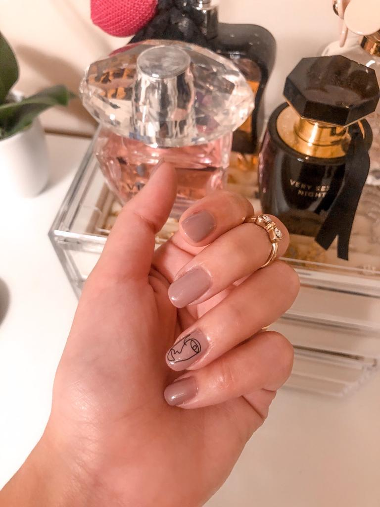 All you need for an at home manicure