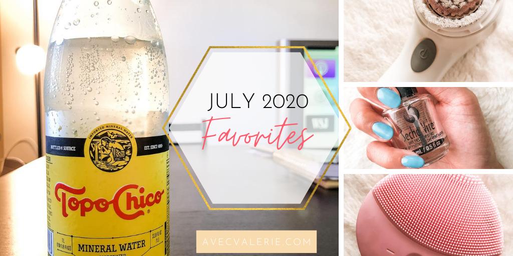 July 2020 Favorites