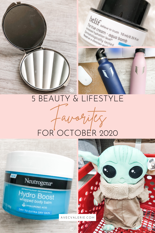 October Favorites