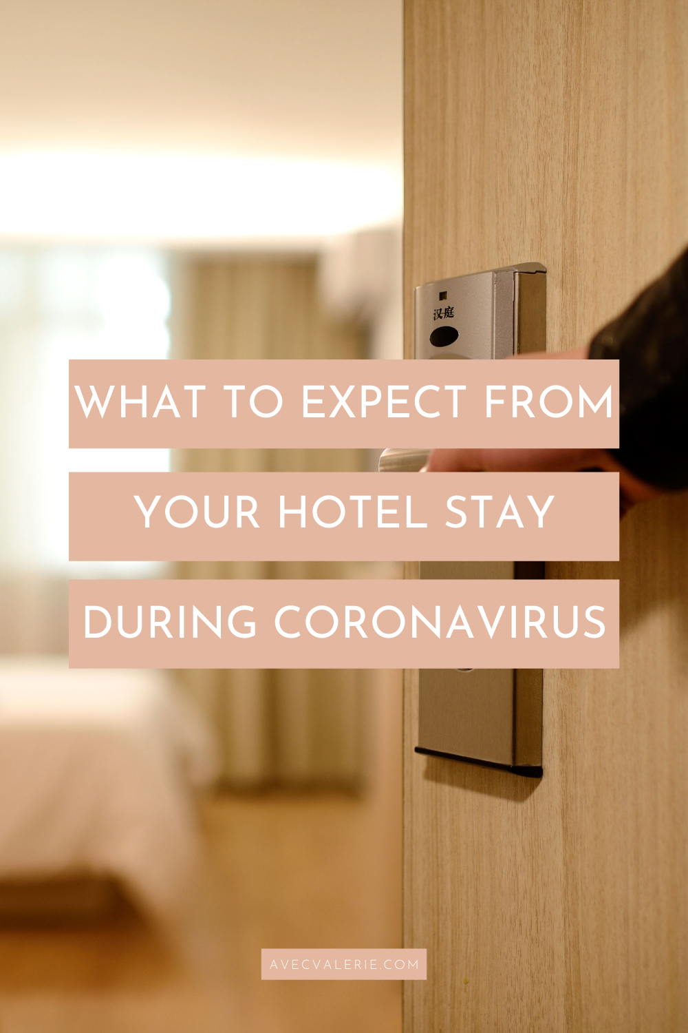 What to Expect from Your Hotel Stay During Coronavirus