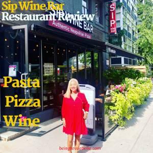 Sip Wine Bar (Toronto) Restaurant Review - August 2020