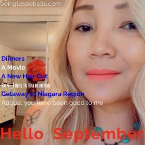 Hello September - Journal Entry 2020