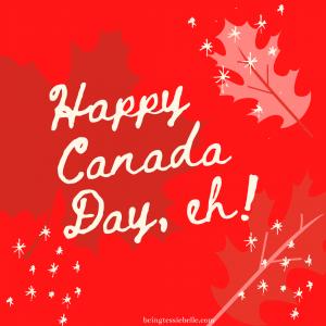 Happy Canada EH!