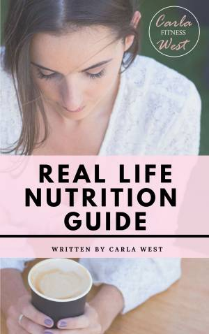 My BIG Project reveal | The CWF Real life nutrition guide