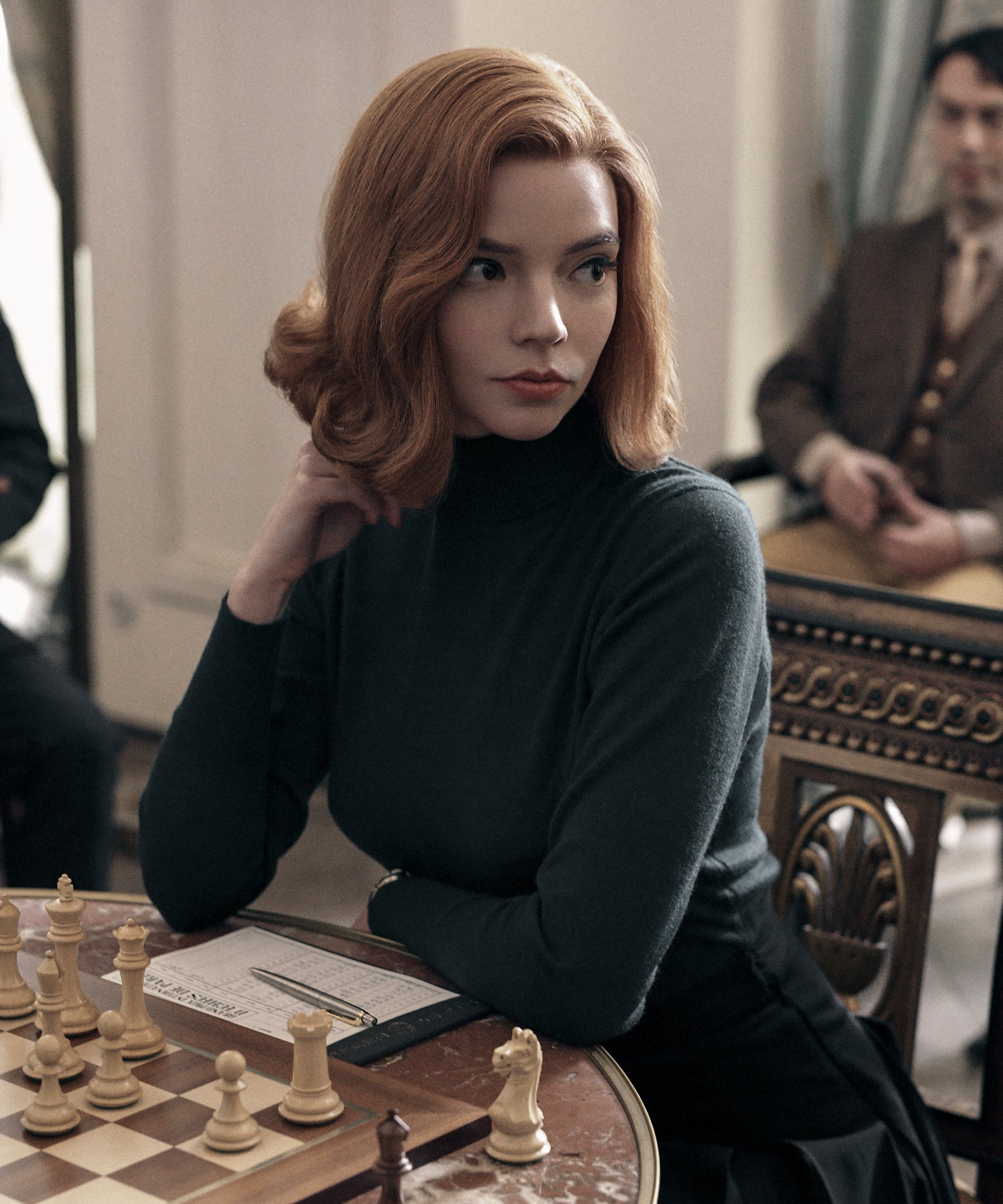 The Queen S Gambit Review Netflix Series Recap Lifestyle The Queen S Gambit Fashion Potluck It was created for netflix by scott frank and allan scott. gambit review netflix series recap