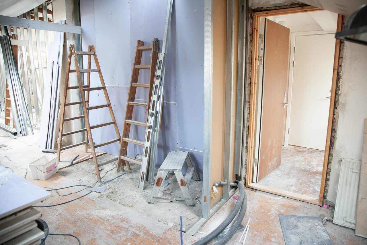 Keeping Your Home Secure During Repairs