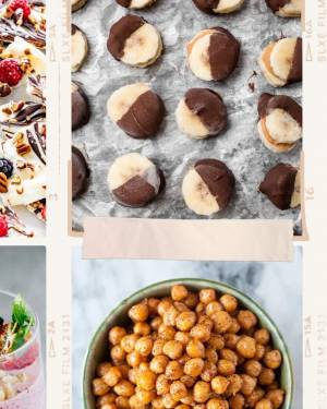 11 Healthy Snack Ideas You Need To Try