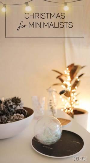 MONOCHROME CHRISTMAS