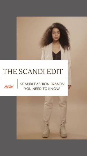THE SCANDI EDIT