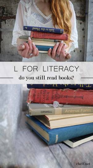 L for Literacy