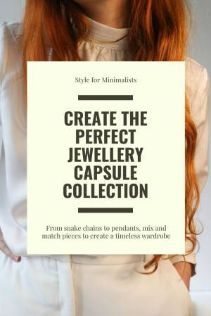 Jewellery Capsule Collection GIVEAWAY