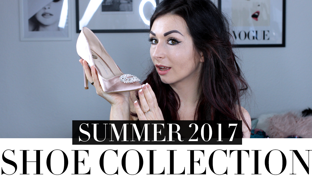 MY SHOE COLLECTION SUMMER 2017