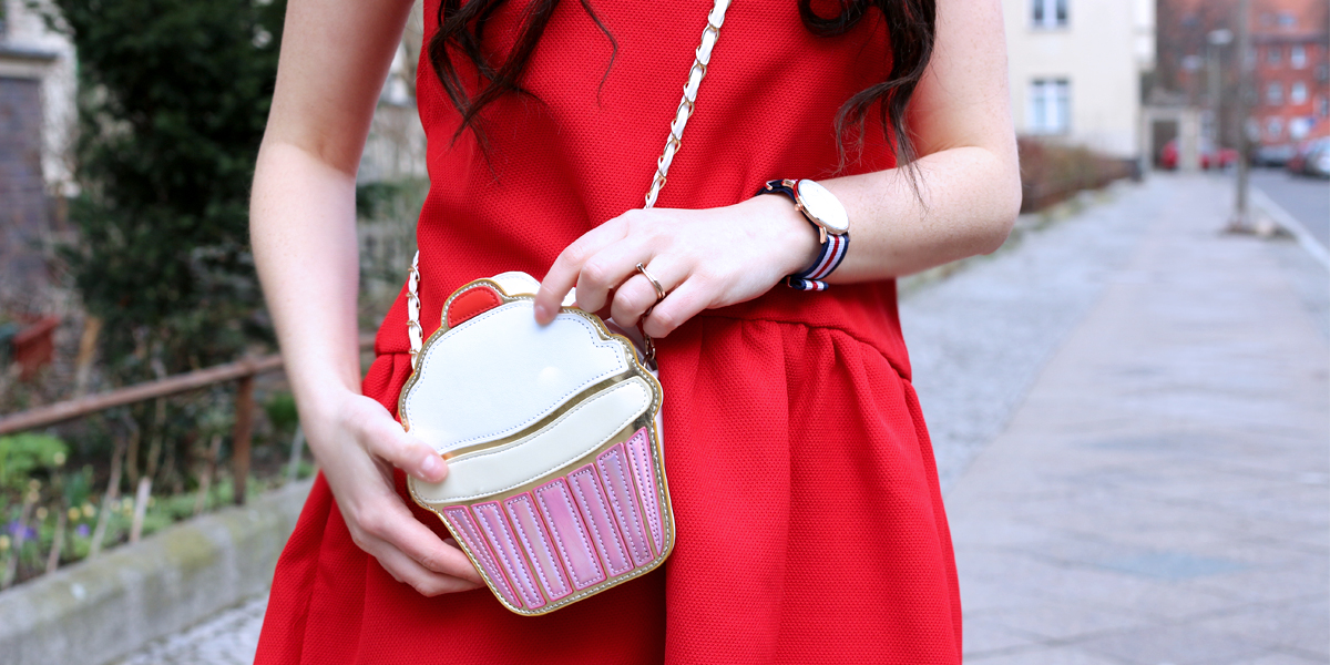 THE RED DRESS | OUTFIT OF THE DAY