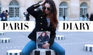 MY PARIS DIARY