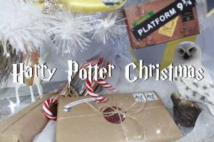 Harry Potter Christmas Tree Decorations DIY!