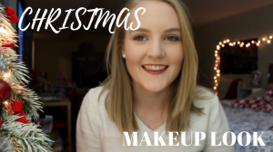 CHRISTMAS PARTY MAKEUP LOOK