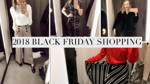 COME BLACK FRIDAY SHOPPING WITH ME