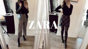 2019 ZARA SALE HAUL