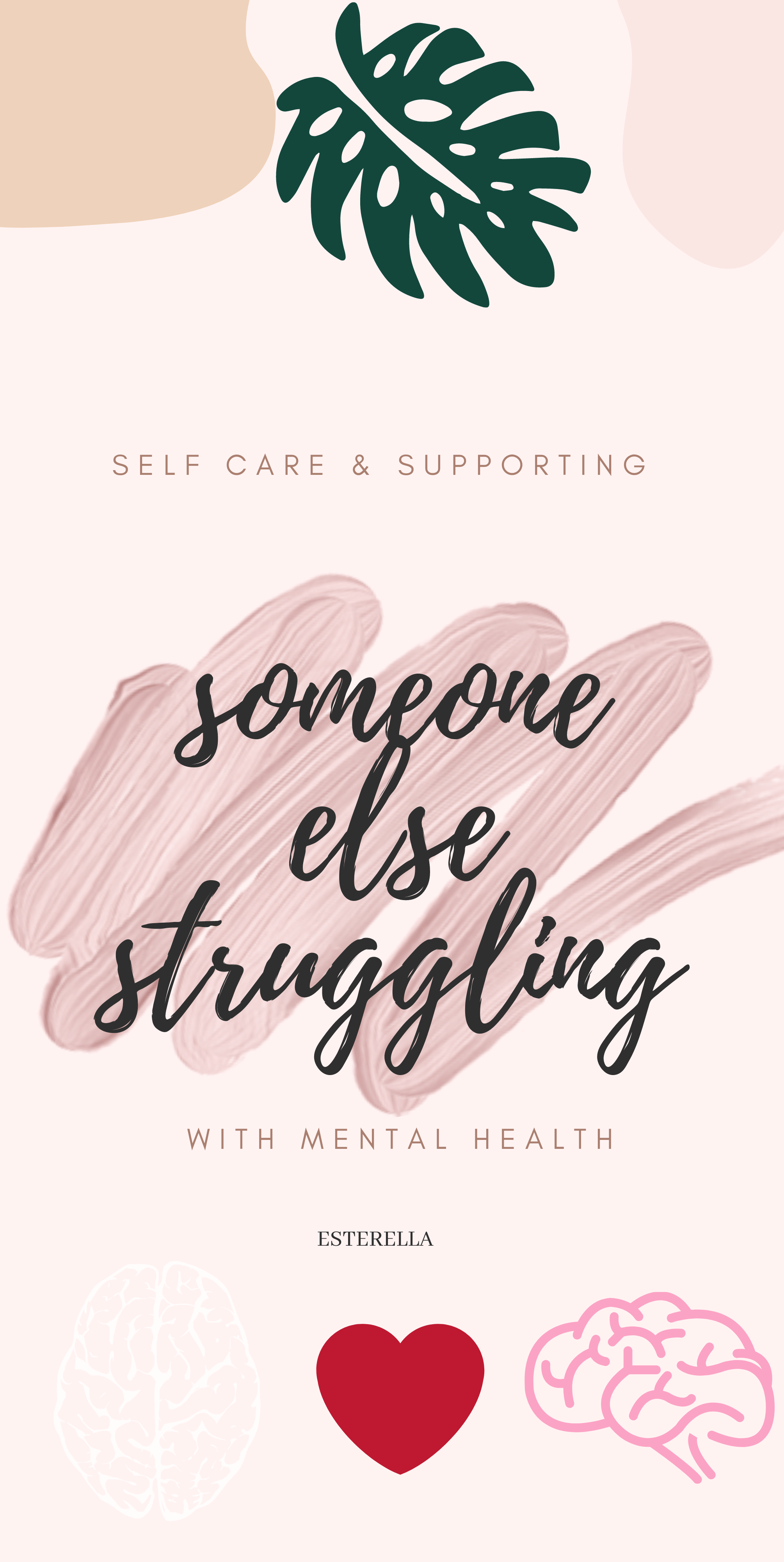 Supporting someone with their mental health