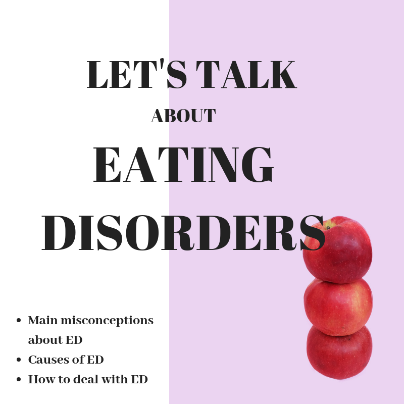 We need your opinion-talking about eating disorders