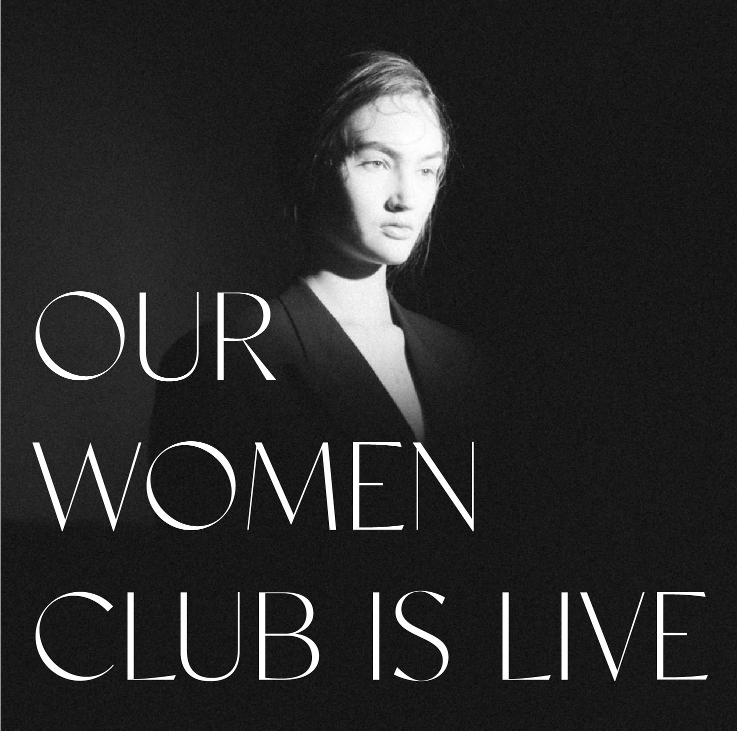 FP Women Club Launch - Welcome & FAQ