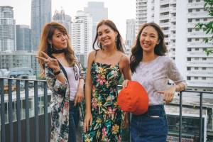 Fashion Potluck Events: Bangkok Edition