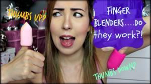 Testing time - Do these finger blenders really work??