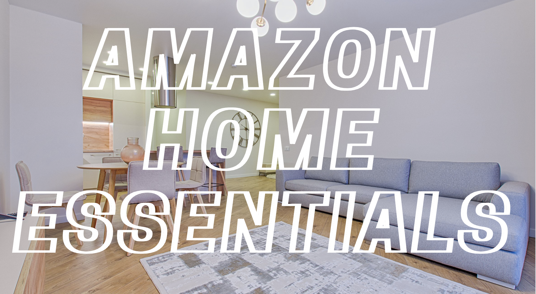 Small Apartment and  Dorm Room Essentials: The best and most affordable Amazon Buys for your Room