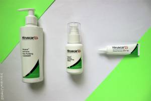 Hiruscar Anti Acne Range Review