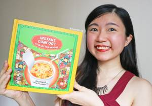 101 Citizens Contributed to a Pandemic Book Project About Instant Noodles