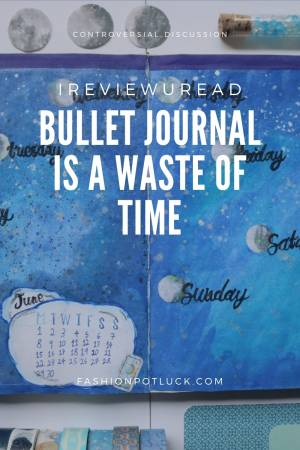 Bullet Journaling is a Waste of Time