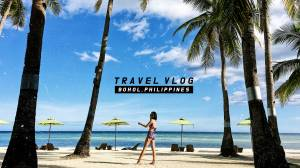 Travel Vlog - Trip to beautiful island, Bohol in Philippines!