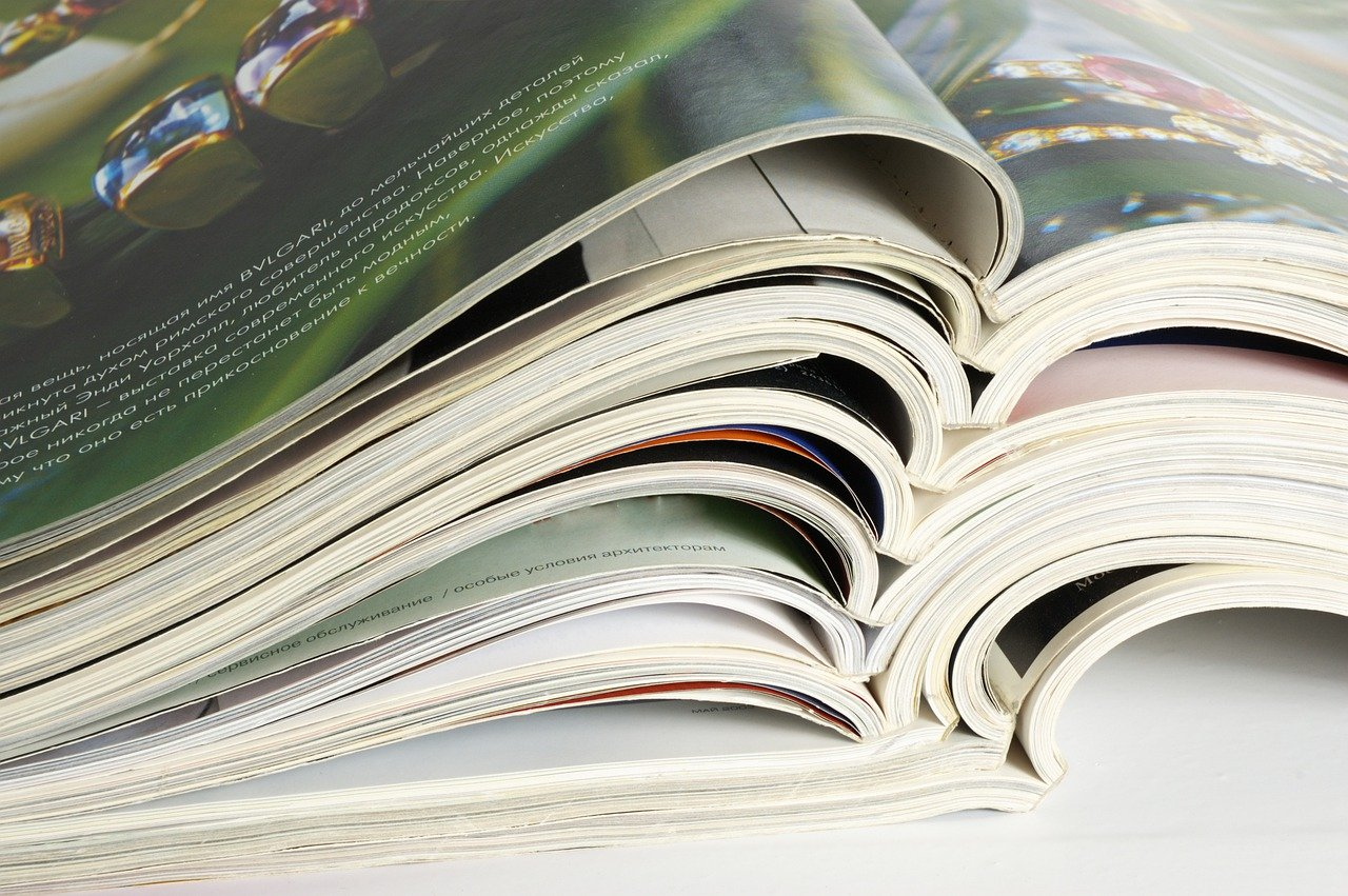 Are printed magazines making a comeback?