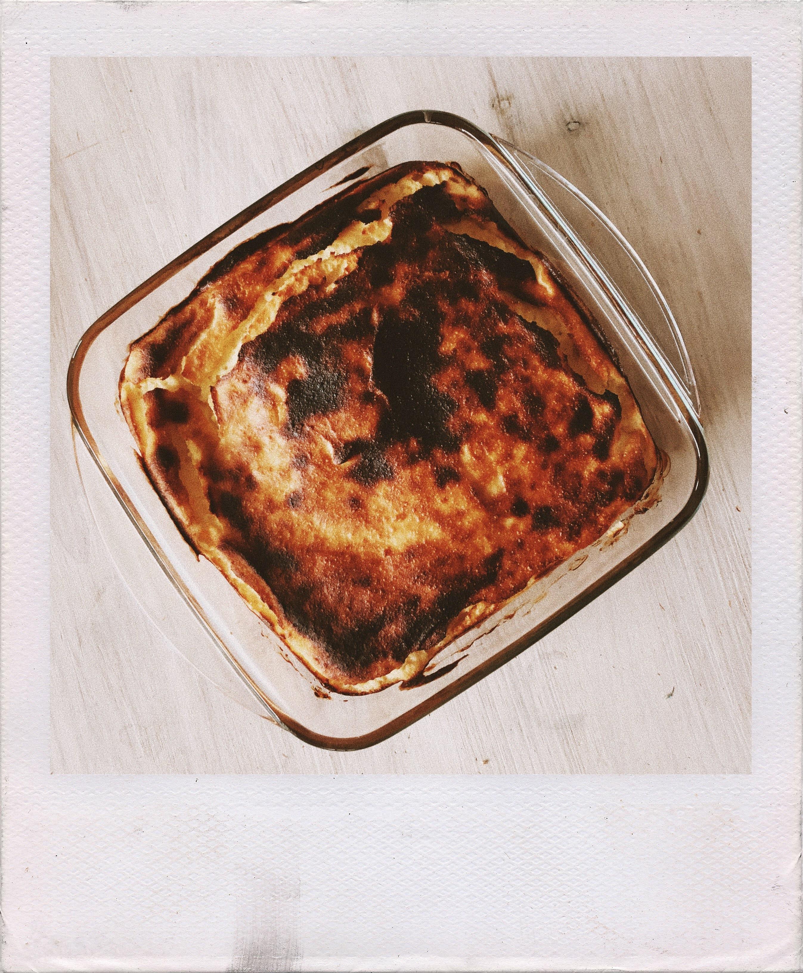 Healthy Mango & Cottage Cheese Casserole | Quick Recipe