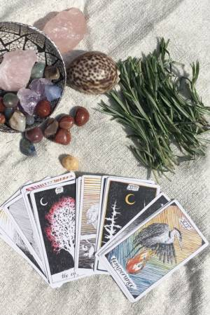 Introductory Tarot Reading Session