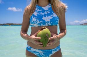 Palmtrees & Coconuts