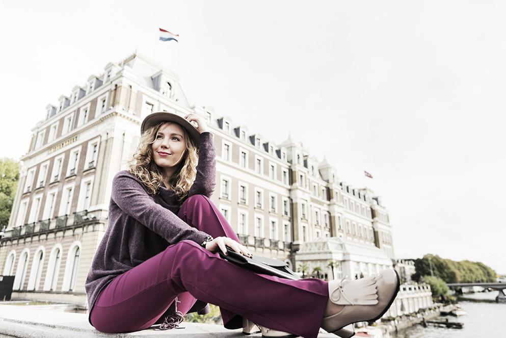 The Amstel Hotel - Parisienne in Amsterdam