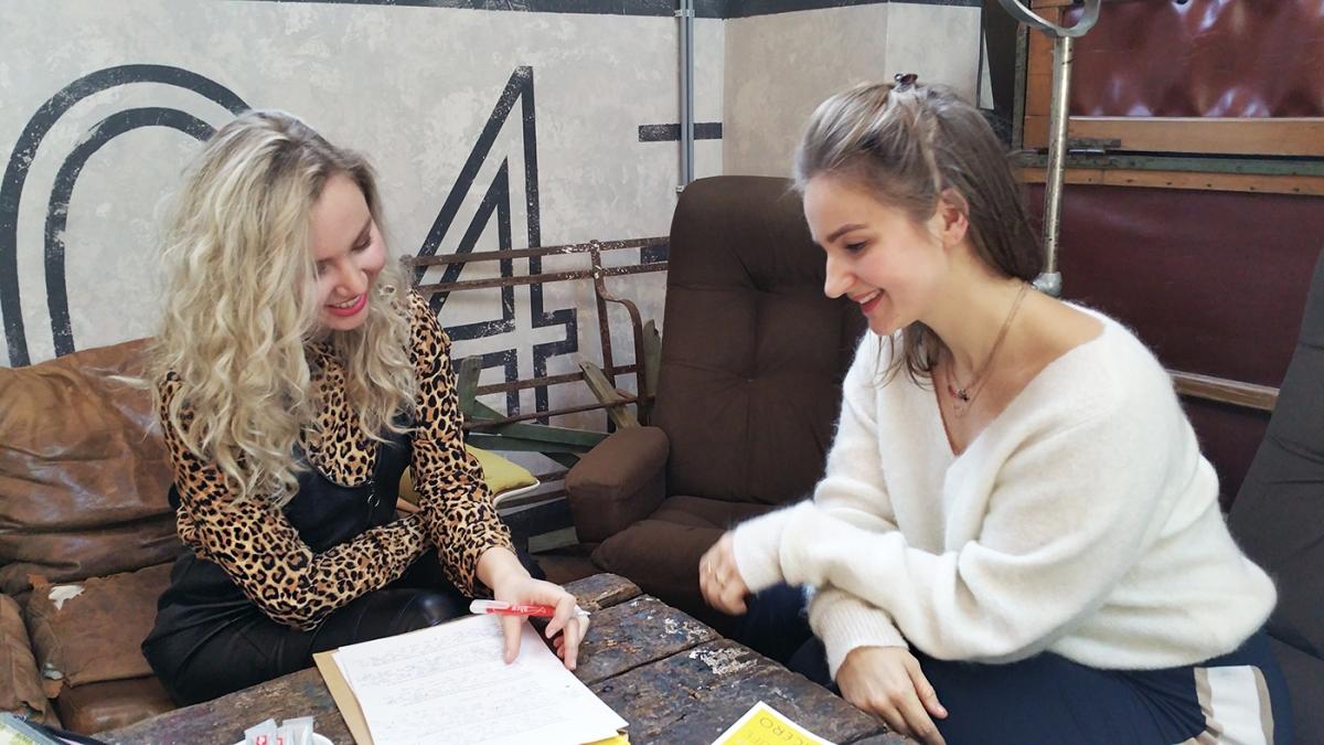Interview Danique Girlscene