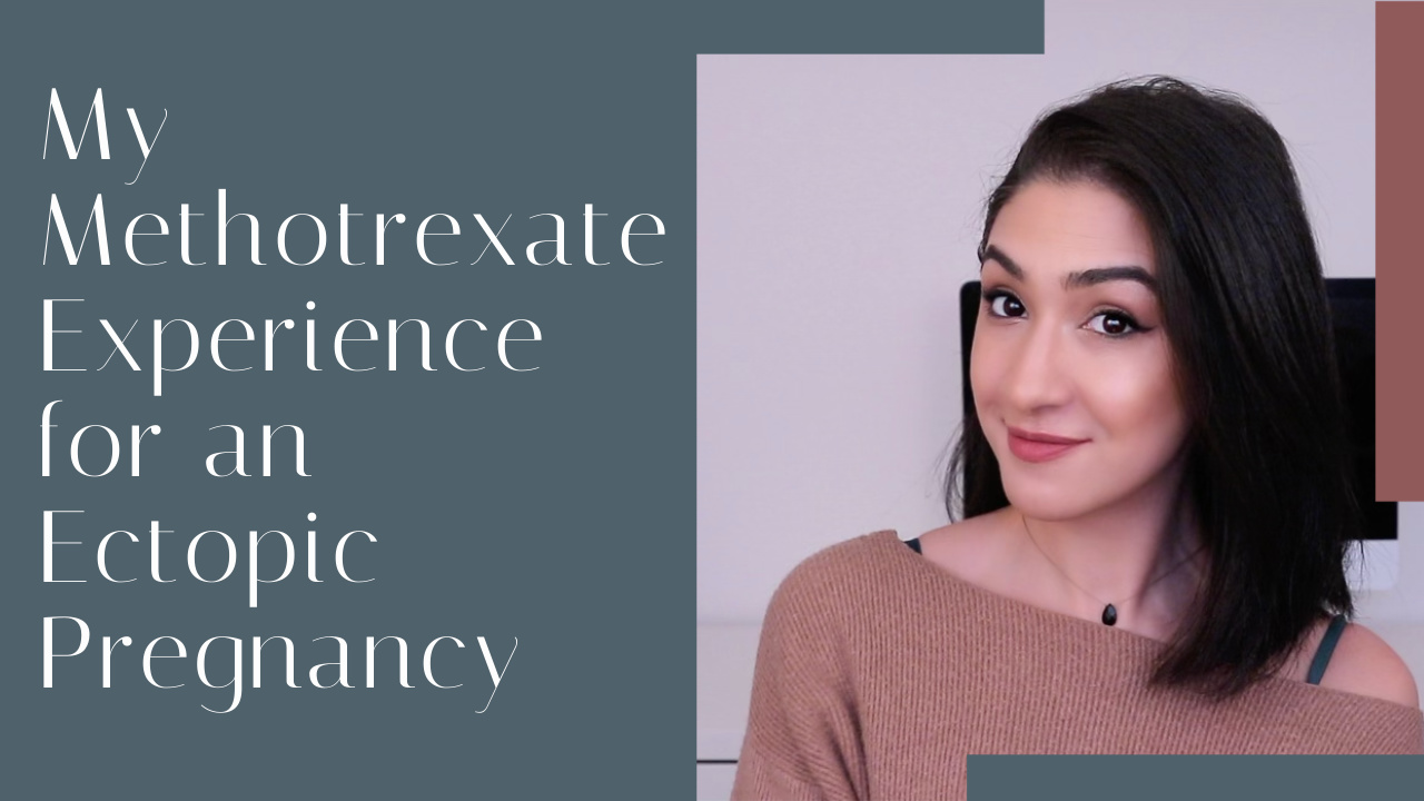 My Methotrexate Experience for an Ectopic Pregnancy