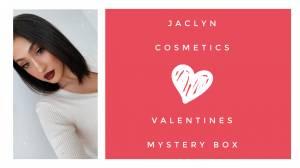 Jaclyn Cosmetics Valentines Mystery Box