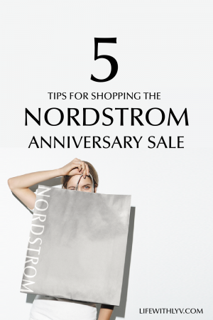 Top 5 Tips For Shopping The NSALE!