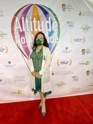 Maeya Fashion Shines on the Hollywood Starlight Premiere Red Carpet!