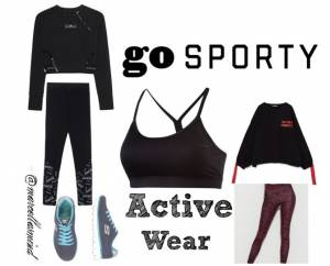 My Active Wear outfit