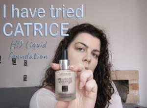 Catrice HD Liquid Foundation on dry skin?