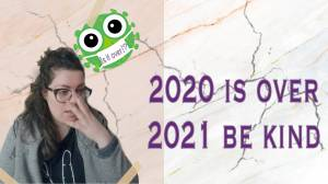 Goodbye 2020 , welcome 2021 new start