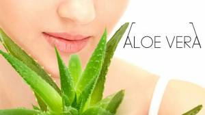 Aloe Vera for facial health