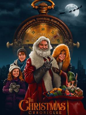 THE CHRISTMAS CHRONICLES: PART 1 AND 2 MOVIE REVIEW