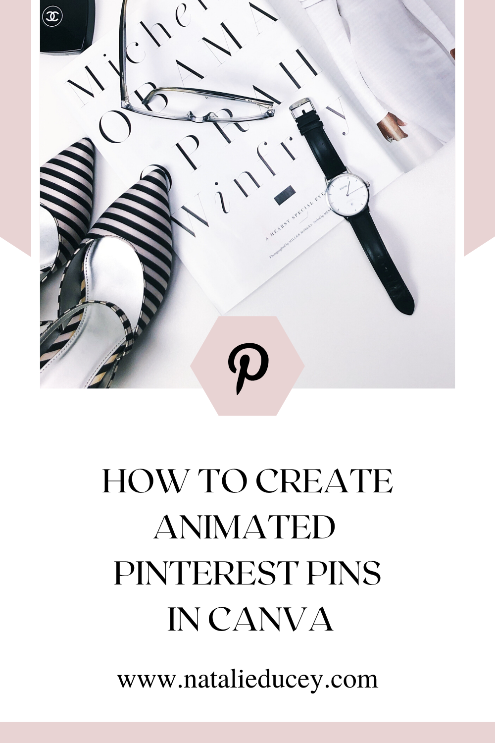 How to Create an Animated Pinterest Pin in Canva!