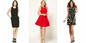 30s casual and evening dresses